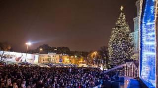 Киевлянам рассказали, как будут проходить новогодние праздники в столице