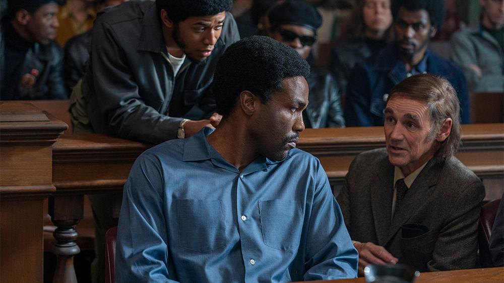 Суд над чикагской семеркой фильм