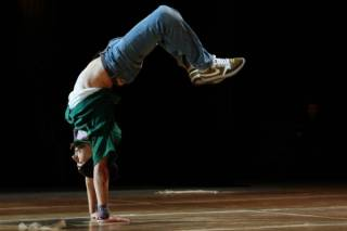 Уличный танец стал олимпийским видом спорта