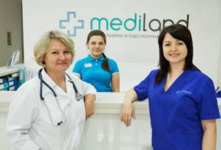 Частная клиника Медиленд оказалась в списке лучших медицинских заведений в Киеве