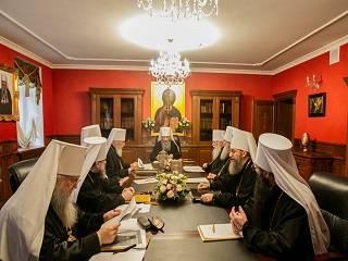Синод УПЦ дал оценку заявлению Патриарха Варфоломея о статусе Церкви