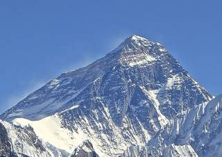 Стала известна окончательная высота Эвереста
