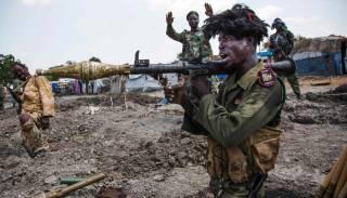 Вооруженные головорезы ограбили консульство Украины в Судане