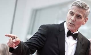 Джордж Клуни угодил в больницу, слишком старательно готовясь к новой роли в собственном фильме