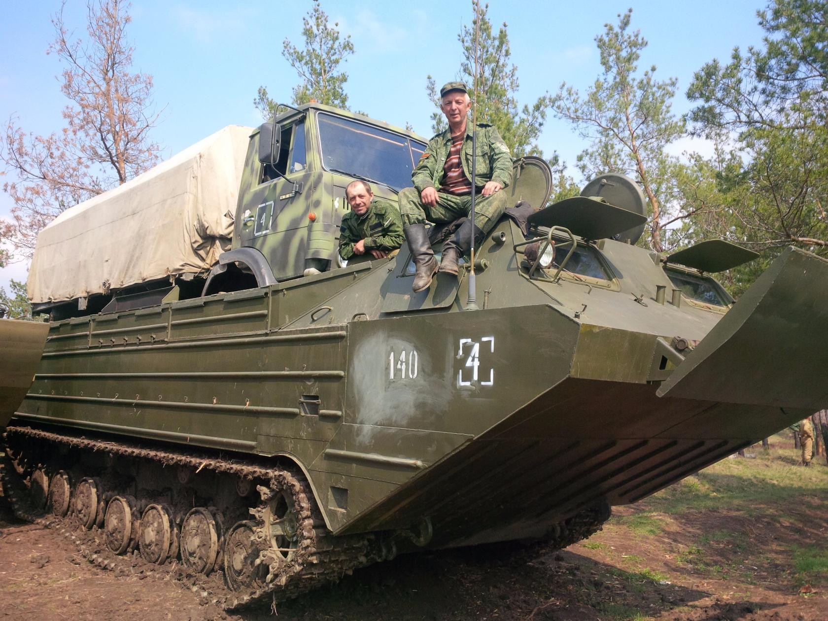 ПТС-2 из России