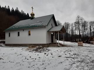 На Закарпатье освятили новый храм УПЦ, вместо захваченного сторонниками ПЦУ