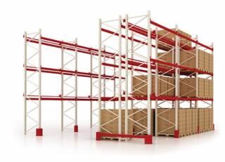 """Компания """"Таргетгруп"""" представила качественные и недорогие паллетные стеллажи с доставкой"""