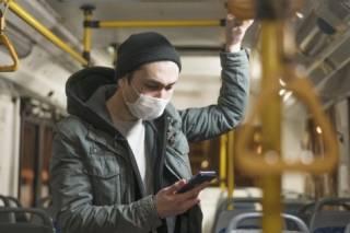 Под Киевом конфликт в автобусе из-за маски перерос в серьезную драку