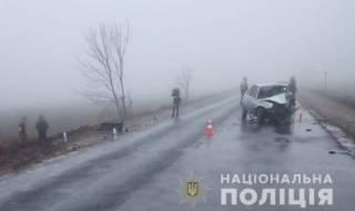 В Одесской области произошло кровавое ДТП: пострадали семь человек