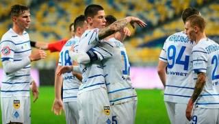 Стало известно, когда киевское «Динамо» вернется из отпуска