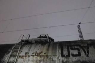 Во Львове попытка сделать селфи на вагоне обернулась трагедией