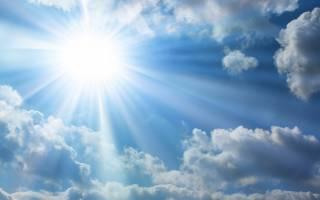 На следующей неделе в Украине улучшится погода
