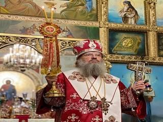 Митрополит УПЦ объяснил, что значит «подражать Христу»