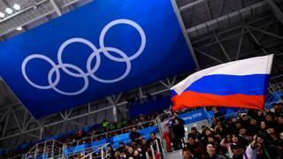 Сборную России отстранили от большого спорта на 2 года