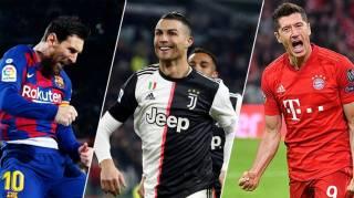 Назван лучший футболист 2020 года. И это не Месси и не Роналду