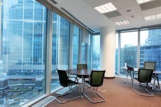 Какие условия аренды офиса в большом бизнес центре