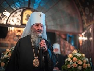 Предстоятель УПЦ считает, что приезд Патриарха Варфоломея в Украину приведет к обострению церковного раскола