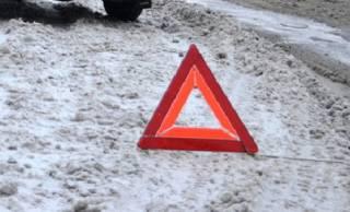 Появилось видео с места жуткого ДТП под Киевом, в котором погибли два пешехода