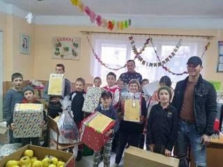 На Закарпатье УПЦ передала 12,5 тыс подарков детям и нуждающимся