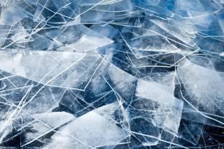 Открыт новый тип льда