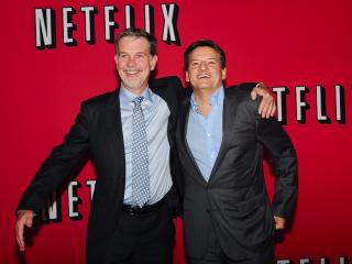 Стало известно, сколько боссы Netflix заработали в уходящем году