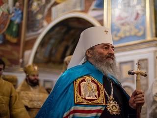 Украинцы считают Митрополита Онуфрия одним из самых влиятельных лидеров страны