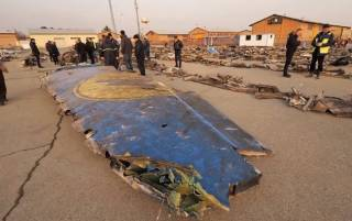 Иран выплатит родственникам погибших в крушении самолета МАУ круглую сумму