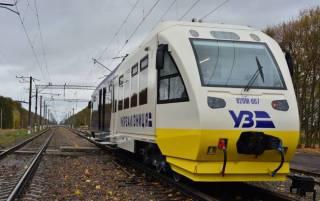 С экспрессом «Киев-Борисполь» произошла очередная неприятность