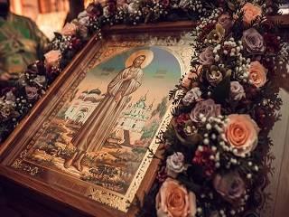 В столичном Десятинном монастыре почтили память киевского подвижника Иоанна Босого