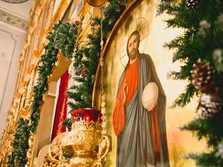 В УПЦ встретят Новый год молитвой и ночными литургиями