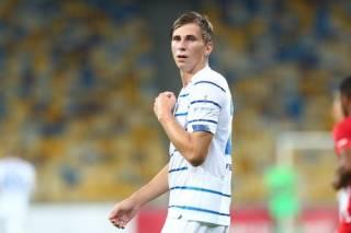 Юный защитник киевского «Динамо» попал в серьезный футбольный рейтинг