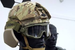 Украинский арсенал: бронекаски