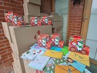 УПЦ передала 600 подарков в детские дома Донбасса