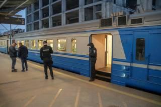 В электричке из Нежина в Киев ехал труп мужчины