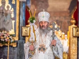 Предстоятель УПЦ поздравляет православных с Рождеством Христовым - видео