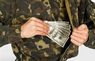 На Волыни задержали подполковника, который за взятку «отмазывал» от армии