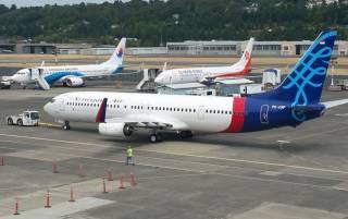 В Индонезии с радаров пропал Boeing с десятками пассажиров на борту