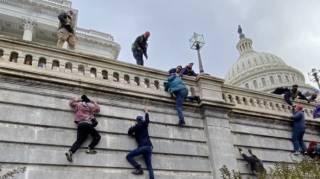 Потомственный охранник совершил самоубийство вскоре после штурма Капитолия