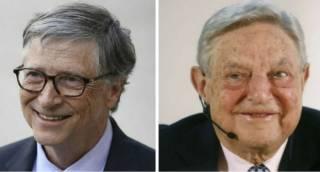 Судьи обвинили Гейтса, Сороса и Рокфеллеров в создании пандемии COVID-19