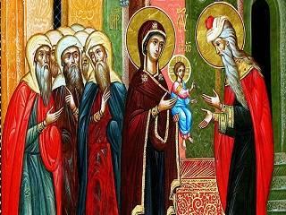 Церковь празднует Обрезание Господне