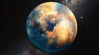 Астрономы обнаружили в нашей галактике планету, которая является ровесницей Вселенной