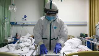 На лечение одного пациента от коронавируса в Украине уходит 9 минимальных зарплат