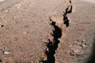Опубликовано видео последствий сильнейшего землетрясения в Аргентине и Чили
