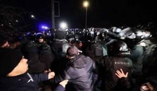 Участников бунта в Новых Санжарах приговорили к пяти годам лишения свободы