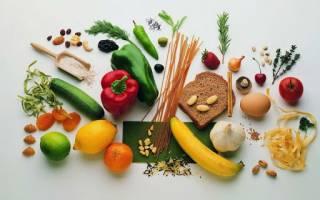 Названы ключевые правила здорового питания