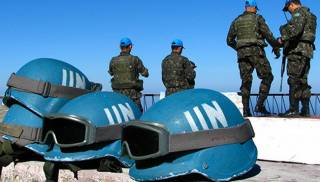 В ДР Конго погиб украинский миротворец