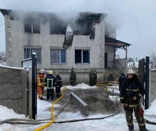 15 стариков сгорели заживо на пожаре в харьковском доме престарелых