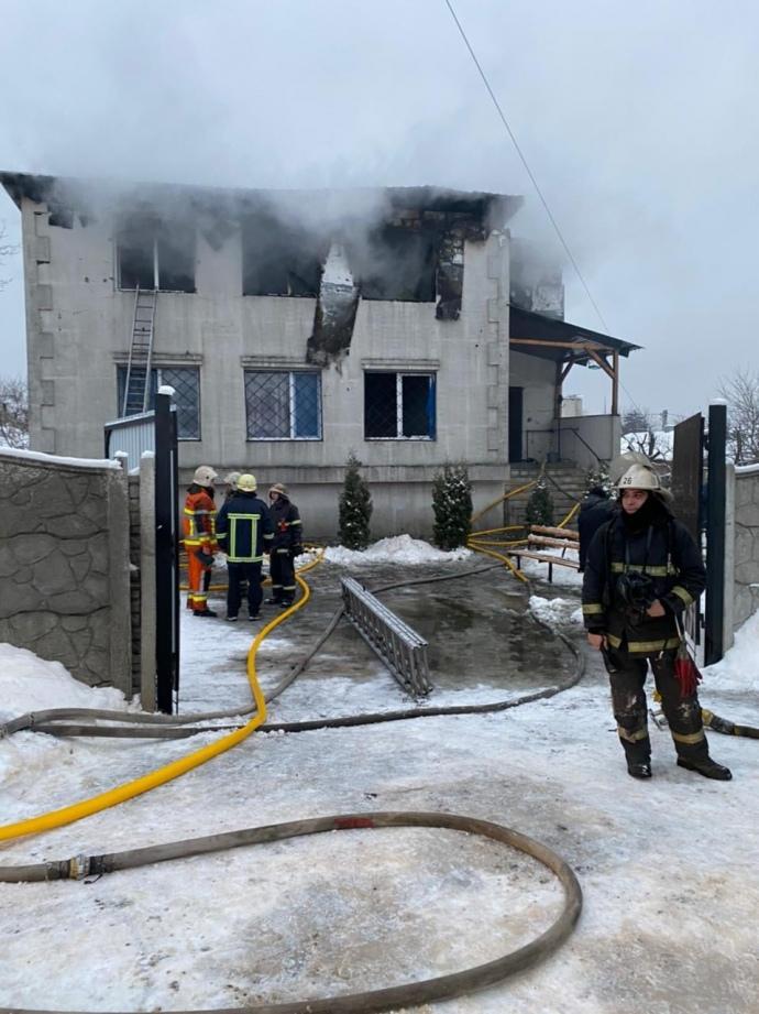 Пожар в доме престарелых в Харькове, который унес жизни 15 человек