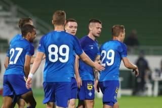 «Динамо» в ОАЭ: первая победа на сборах