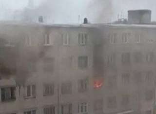 Украину потряс еще один жуткий пожар